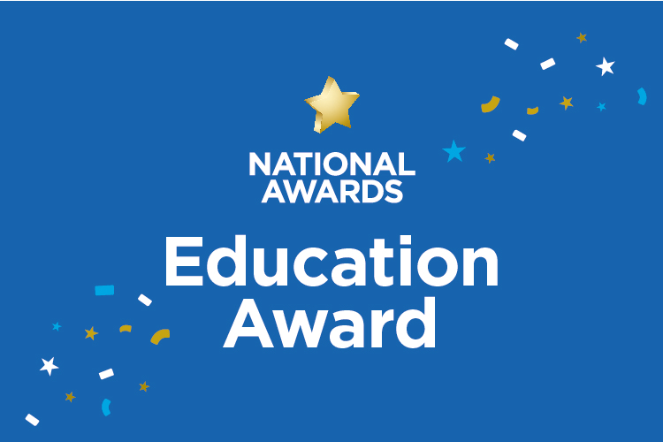 Meet the Education Award nominees