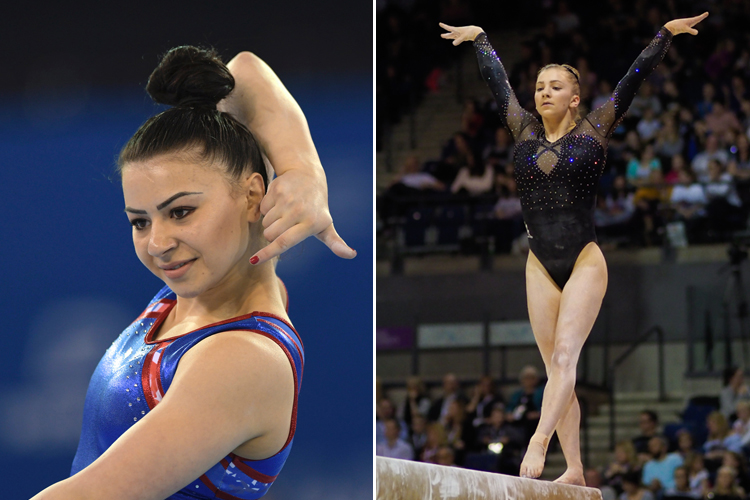 Claudia Fragapane replaces Kelly Simm in European Championship line up