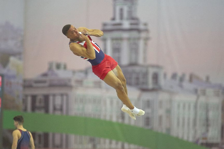 Successful qualifying complete at the trampoline, tumbling and DMT World Championships