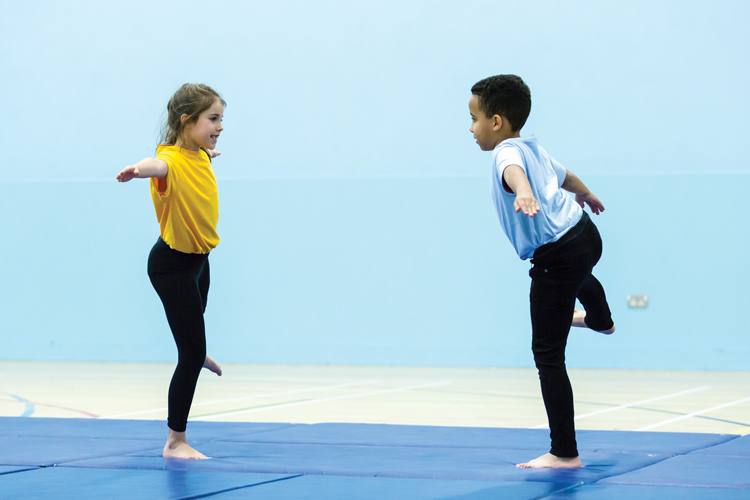 Gymnastics activity to return in England from Wednesday 2nd December