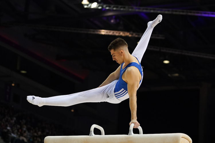 Apparatus and masters champions shine on final day of 2019 Gymnastics British Championships