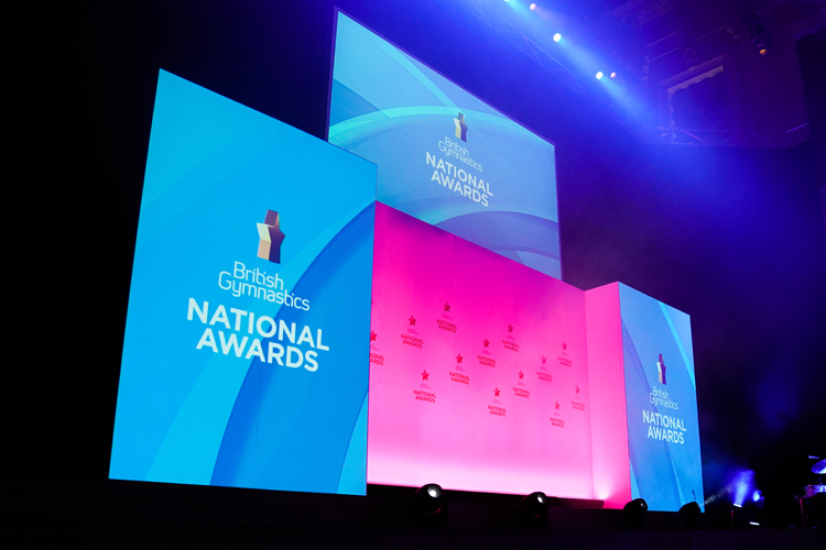 Nominees announced for 2020 British Gymnastics National Awards