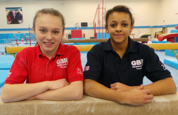 The comeback kids - Emily Crowe and Ellie Downie