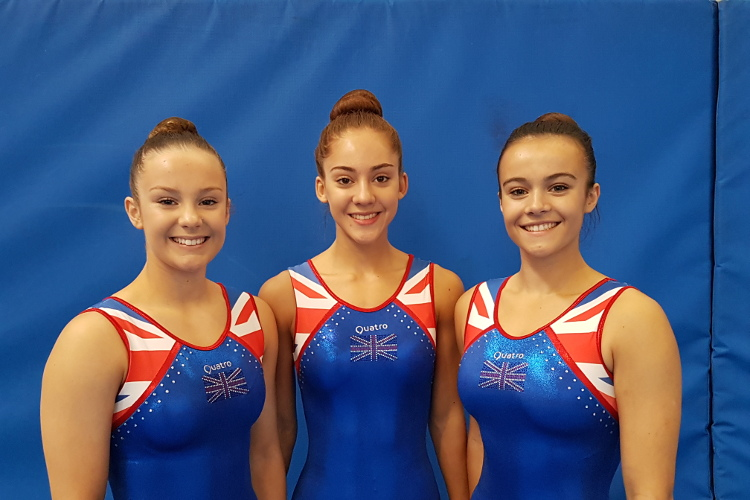 GB girls ready for aerobic European Championships