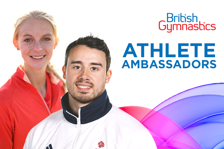 Hannah England and Kristian Thomas appointed Athlete Ambassadors