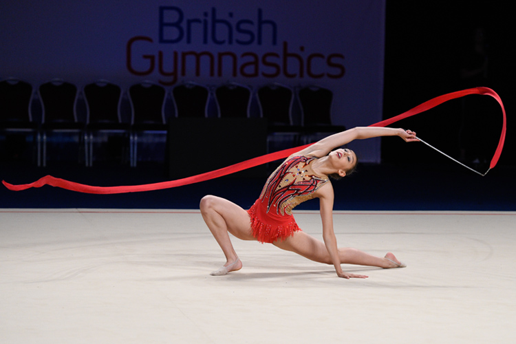 How to follow the 2019 British Gymnastics Championship Series