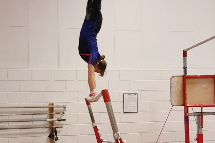 A lifelong love for gymnastics