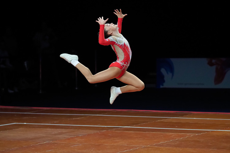 All you need to know about Aerobic Gymnastics