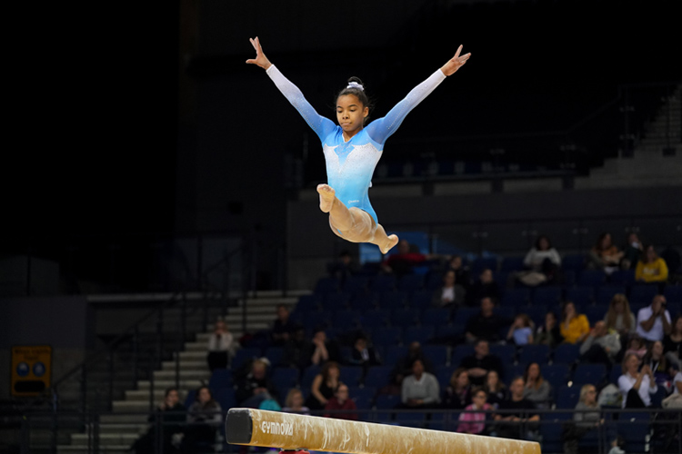 Team announced for Artistic Junior World Championships