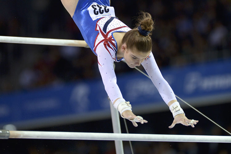 Alice Kinsella to compete at Gymnastics World Cup