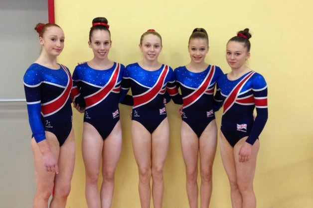 GB junior women strike gold at 2013 Olympic Hopes