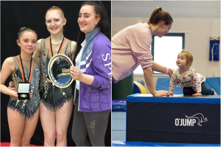 Gymnastics coaches named as finalists for UK Coaching Awards