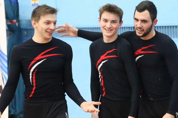 Connor talks all things TeamGym ahead of this weekend's British Championships