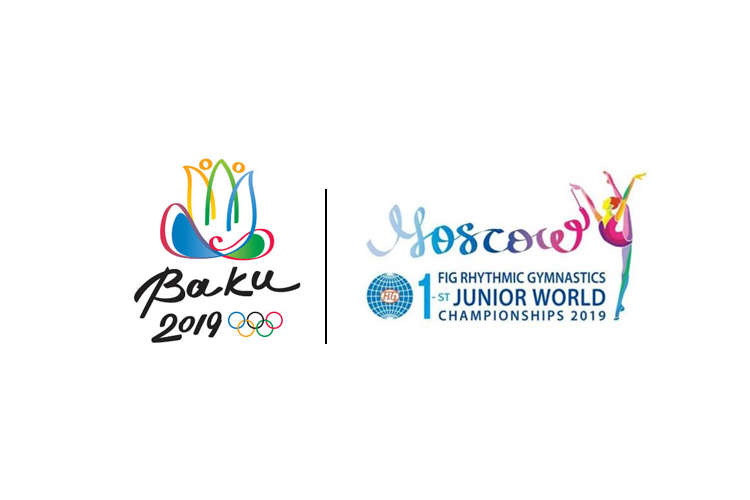 Follow the European Youth Olympic Festival and Junior Rhythmic World Championships