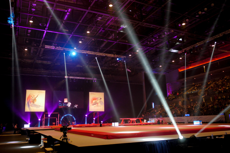 Liverpool bid for 2022 World Gymnastics Championships