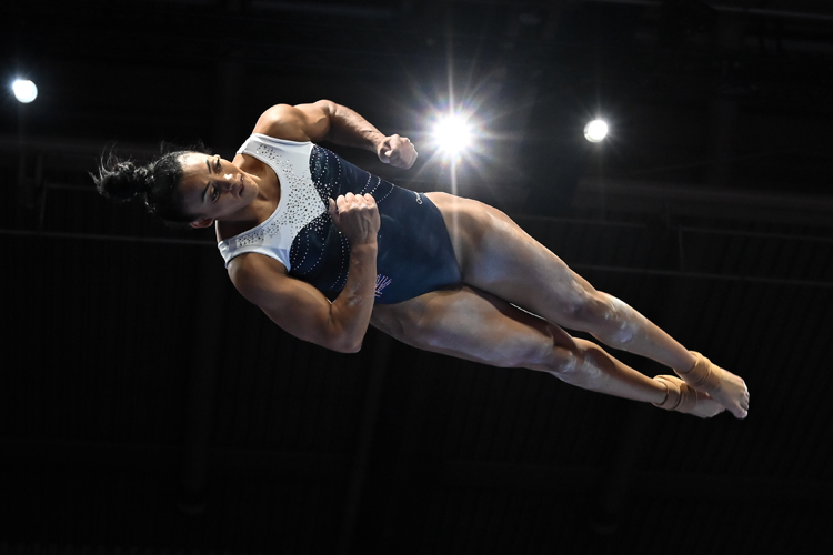 "Ellie Downie: ""Olympic qualifying the main focus"""