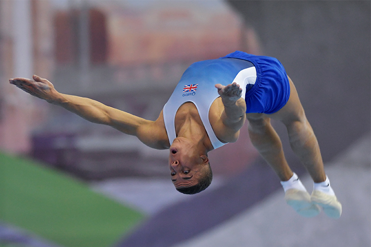 Follow the 2019 Trampoline, Tumbling & DMT World Championships