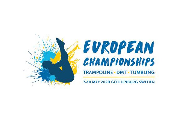 Trampoline, tumbling and DMT teams announced for 2020 Europeans