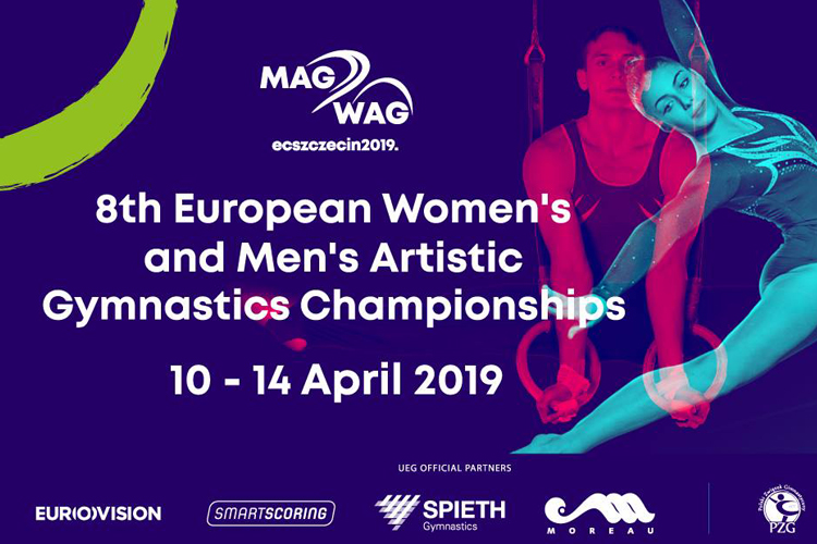 British team for 2019 European Championships announced