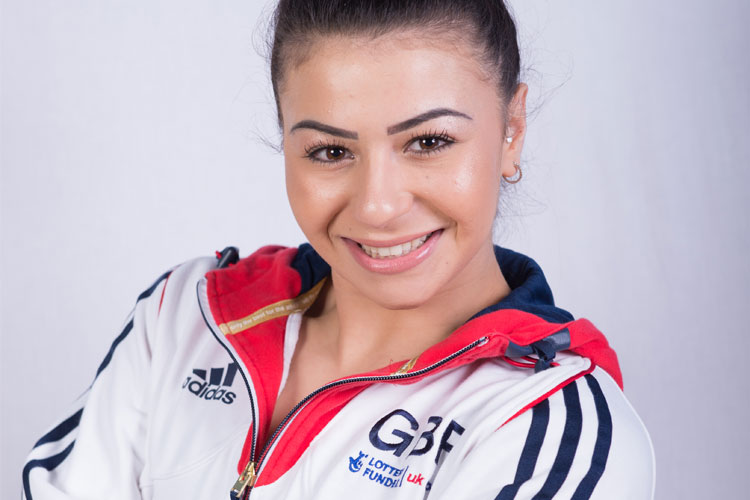 It's 'Strictly' back to business for Worlds team captain Claudia Fragapane