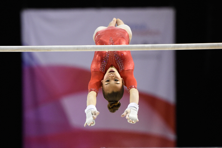 Georgia-Mae Fenton to replace Ellie Downie at iPro Sport World Cup of Gymnastics