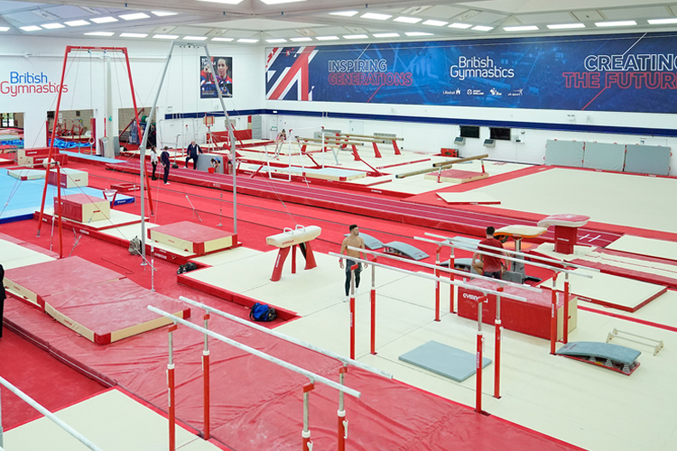 British Gymnastics: Return to elite training