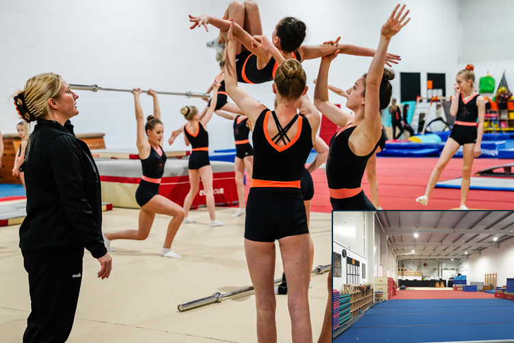 Honiton Gymnastics Club receives facilities boost