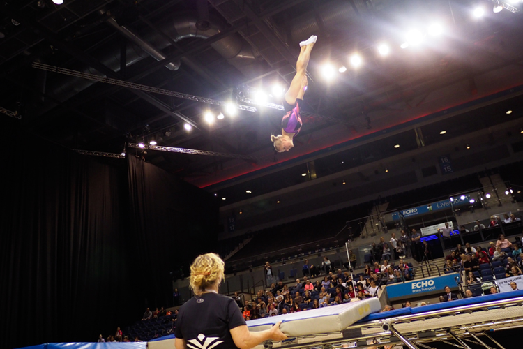 How to follow the 2018 Trampoline, Tumbling & DMT British Championships