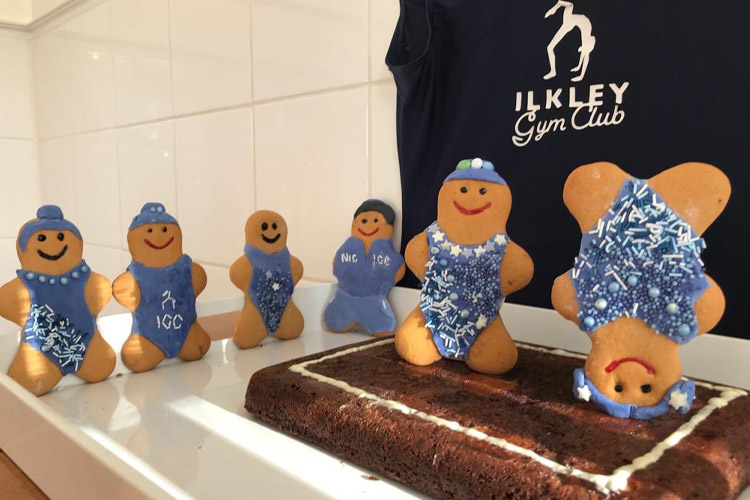 Ilkley Gym Club baking 4