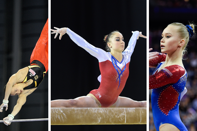 International gymnasts announced for 2018 Gymnastics World Cup