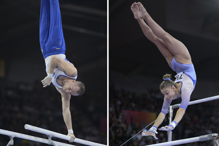 World stars announced for 2020 Gymnastics World Cup