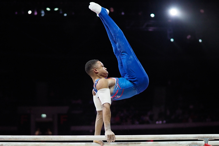 Gymnastics World Cup coverage LIVE on the BBC