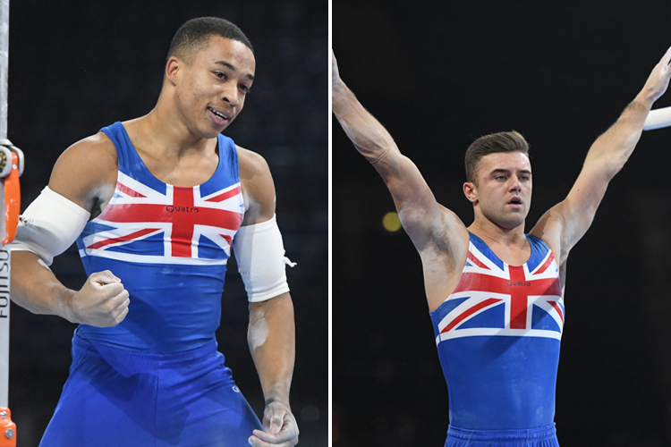 World champion Joe Fraser to lead British challenge at 2020 Gymnastics World Cup