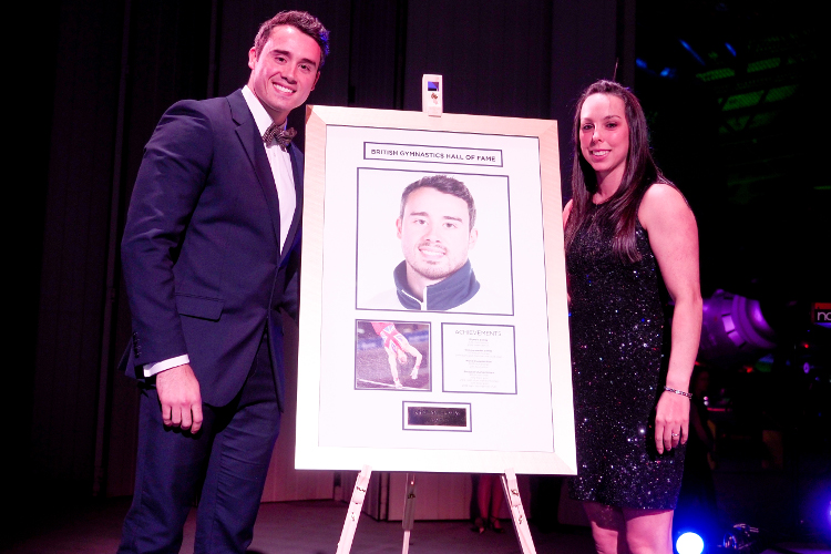 Kristian Thomas inducted in to Hall of Fame