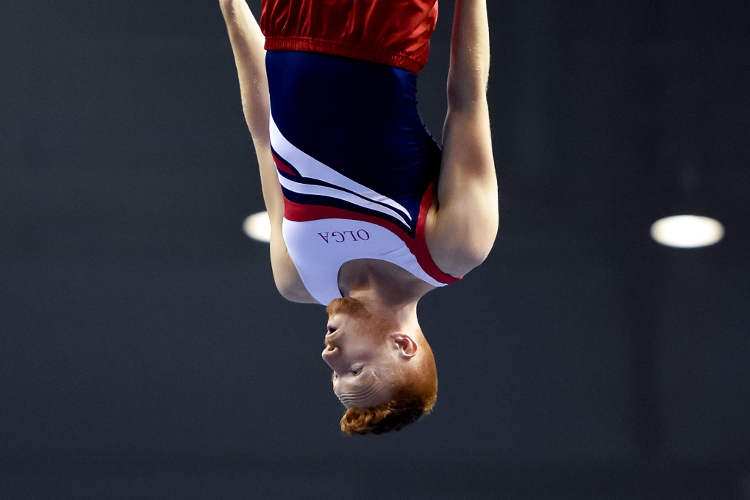 Bailey secures GB's trampoline place at Rio 2016