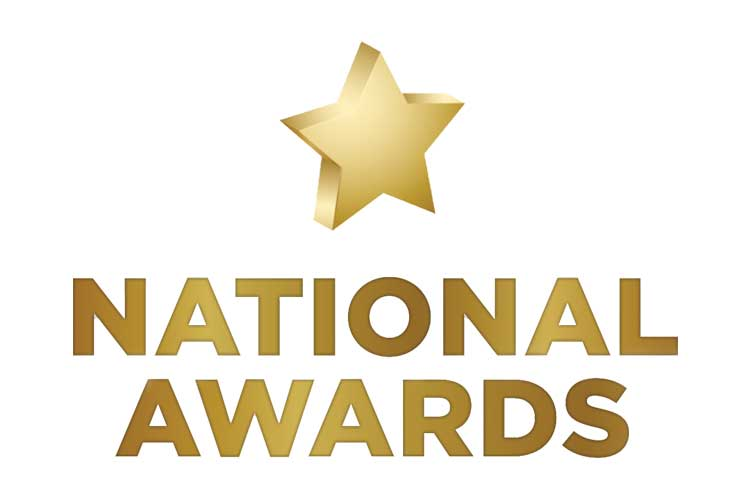 National Awards logo