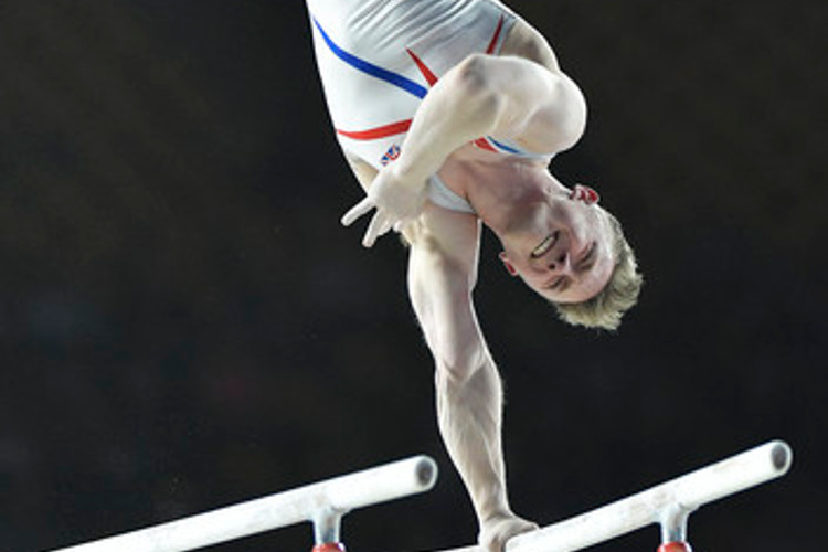 Superb World Championship all-around 6th for Nile Wilson