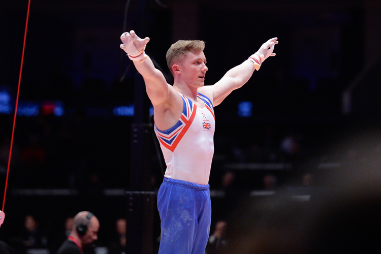 Olympian Nile Wilson announces retirement