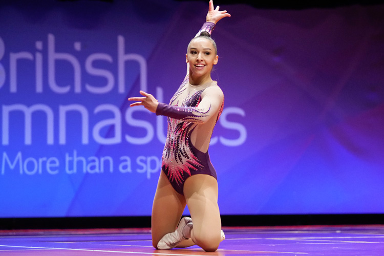 How well do you know aerobic gymnastics?