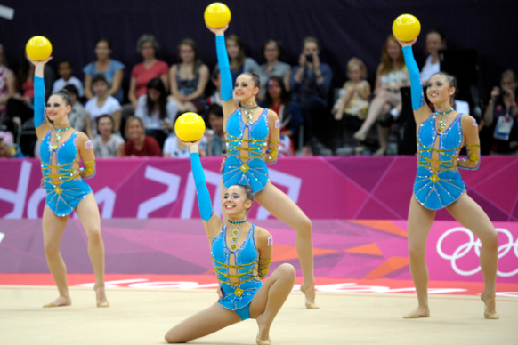 2012 Olympic Games - Rhythmic Qualifications Day 2