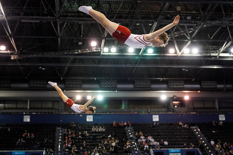 Bounce4Gold for British Gymnastics!