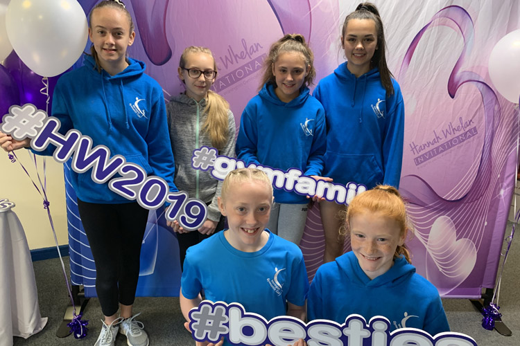 Warrington Gymnastics Club Leadership Academy in the spotlight