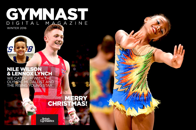 Winter Gymnast Digital Magazine out now!