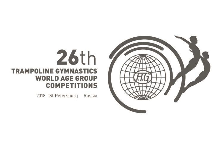 Follow the 2018 Trampoline, Tumbling and DMT World Age Group Championships
