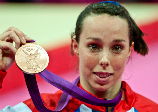 2012 Olympic Games - Bronze for Beth