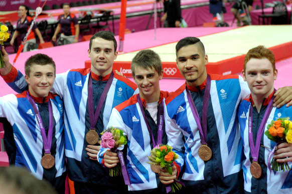 British Gymnastics delighted with increased UK Sport support