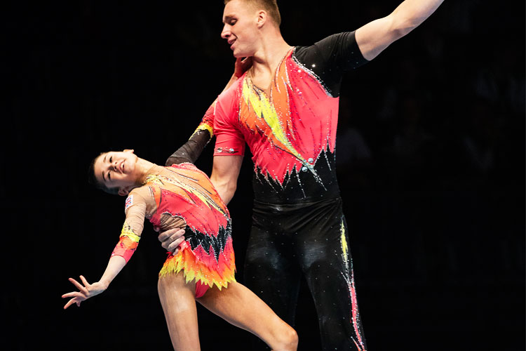 2015 Acrobatic Gymnastics European Championship preview