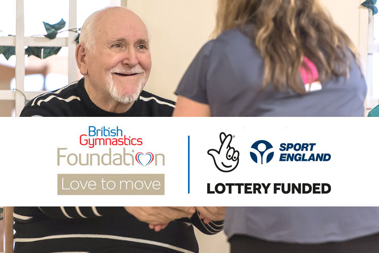 'Love to Move' receives major National Lottery funding from Sport England