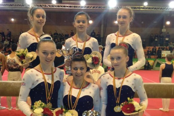2012 Coupe Avenir - British girls dominate in Belgium