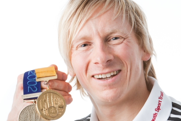Olympian Craig Heap helps pupils plan for success